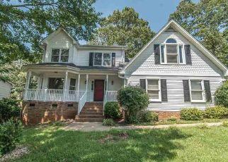 Pre Foreclosure in Greer 29651 DEEPWOOD DR - Property ID: 1378094988