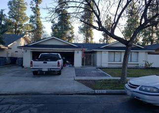 Pre Foreclosure in Fresno 93722 N VERNAL AVE - Property ID: 1378126964