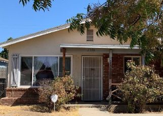Pre Foreclosure in Fresno 93705 W HOLLAND AVE - Property ID: 1378131776