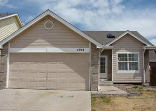 Pre Foreclosure in Denver 80239 ENID WAY - Property ID: 1378473384