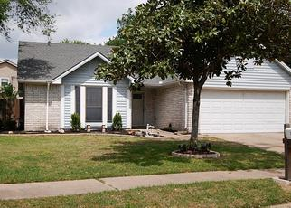 Pre Foreclosure in Katy 77449 EAGLE RIDGE DR - Property ID: 1378496601