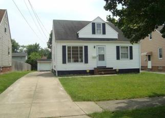 Pre Foreclosure in Maple Heights 44137 CORKHILL RD - Property ID: 1378589447