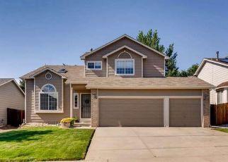 Pre Foreclosure in Aurora 80013 S KIRK WAY - Property ID: 1378700702