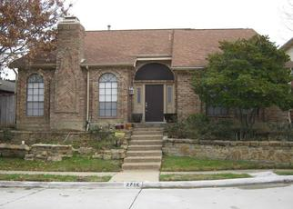Pre Foreclosure in Dallas 75287 DALI DR - Property ID: 1378713391