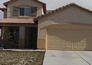 Pre Foreclosure in Adelanto 92301 NICOLES WAY - Property ID: 1378739233