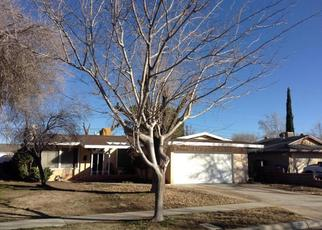 Pre Foreclosure in Lancaster 93535 4TH ST E - Property ID: 1378757187