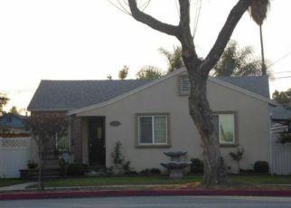 Pre Foreclosure in Whittier 90606 NORWALK BLVD - Property ID: 1378796163