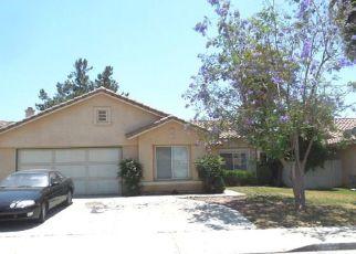 Pre Foreclosure in Moreno Valley 92551 ZORRA LN - Property ID: 1378806243