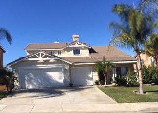 Pre Foreclosure in Corona 92883 CALENDULA ST - Property ID: 1378931959