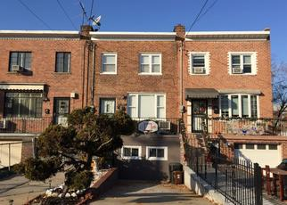 Pre Foreclosure in Bronx 10461 LASALLE AVE - Property ID: 1379020867