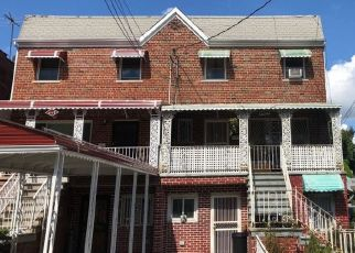 Pre Foreclosure in Bronx 10470 NEREID AVE - Property ID: 1379021285
