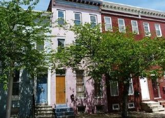 Pre Foreclosure in Baltimore 21230 W HAMBURG ST - Property ID: 1379122912