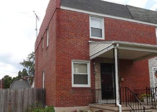 Pre Foreclosure in Baltimore 21206 GLENARM AVE - Property ID: 1379123334