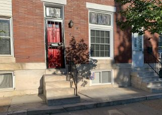 Pre Foreclosure in Baltimore 21224 N KENWOOD AVE - Property ID: 1379165831