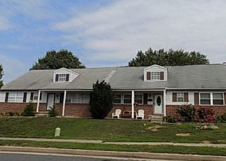 Pre Foreclosure in Perry Hall 21128 HILLTOP ACRES RD - Property ID: 1379172392