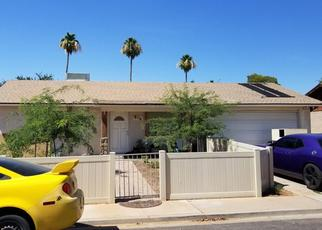 Pre Foreclosure in Mesa 85204 E GABLE AVE - Property ID: 1379279250