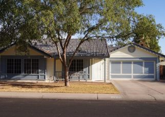 Pre Foreclosure in Chandler 85225 E HARRISON ST - Property ID: 1379284967