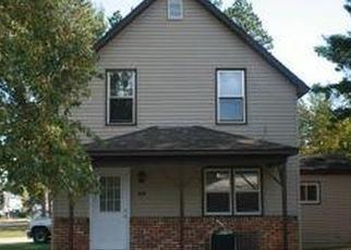 Pre Foreclosure in Redgranite 54970 STATE ST - Property ID: 1379409784