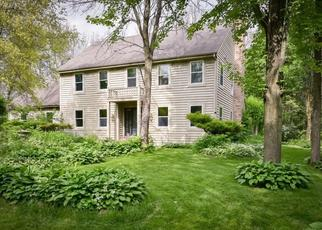 Pre Foreclosure in Cedarburg 53012 BEECHWOOD DR - Property ID: 1379419857