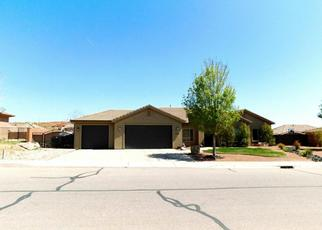 Pre Foreclosure in Saint George 84770 N 1900 E - Property ID: 1380032577