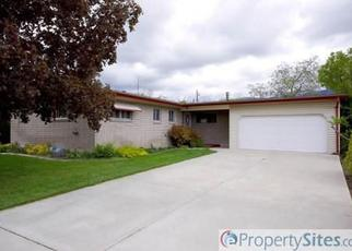 Pre Foreclosure in Orem 84097 S 500 E - Property ID: 1380123682