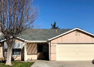 Pre Foreclosure in Riverbank 95367 COURTNEY CT - Property ID: 1380179287