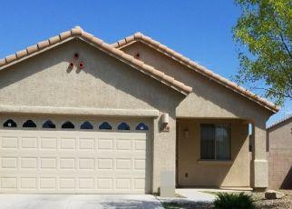 Pre Foreclosure in Tucson 85757 W FESTIVAL WAY - Property ID: 1380307176