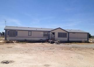 Pre Foreclosure in Pahrump 89060 HAND AVE - Property ID: 1380538435