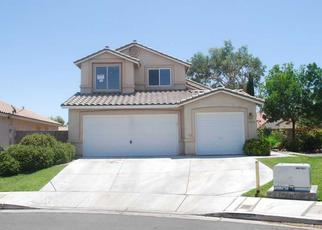 Pre Foreclosure in North Las Vegas 89032 THRESHOLD CT - Property ID: 1380632598