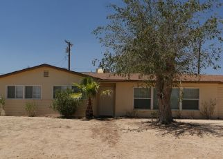 Pre Foreclosure in Mojave 93501 LEE ST - Property ID: 1380732453