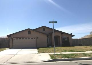 Pre Foreclosure in Wasco 93280 BORDEAUX DR - Property ID: 1380736845
