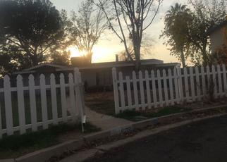 Pre Foreclosure in Bakersfield 93305 OXFORD CT - Property ID: 1380739463