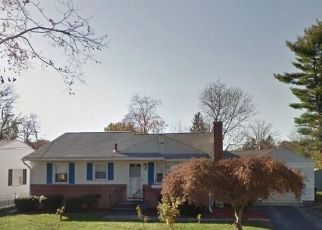 Pre Foreclosure in Springfield 01119 MELBA ST - Property ID: 1380853334