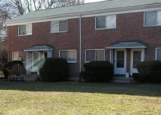 Pre Foreclosure in Danbury 06810 PARK AVE - Property ID: 1380898896