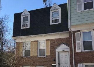 Pre Foreclosure in Hyattsville 20784 WARNER AVE - Property ID: 1380939620