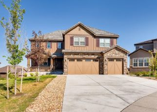 Pre Foreclosure in Aurora 80016 S VALLEYHEAD CT - Property ID: 1381012766