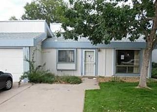 Pre Foreclosure in Aurora 80015 E RICE PL - Property ID: 1381092467