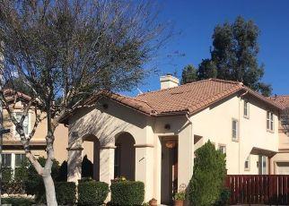 Pre Foreclosure in Corona 92882 PENELOPE LN - Property ID: 1381185319