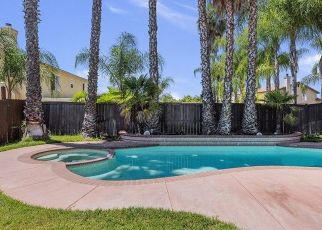 Pre Foreclosure in Wildomar 92595 FREDERICK ST - Property ID: 1381217736
