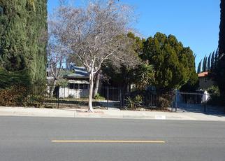 Pre Foreclosure in Granada Hills 91344 JOLETTE AVE - Property ID: 1381225165