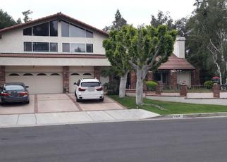 Pre Foreclosure in Chatsworth 91311 OSO AVE - Property ID: 1381230879