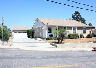 Pre Foreclosure in Monterey Park 91755 KEMPTON AVE - Property ID: 1381236567