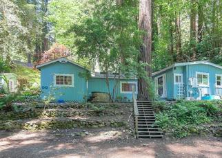 Pre Foreclosure in Watsonville 95076 EUREKA CANYON RD - Property ID: 1381287363