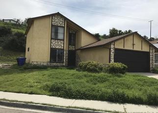 Pre Foreclosure in San Diego 92114 PARKBROOK LN - Property ID: 1381318469