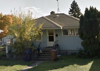 Pre Foreclosure in Spokane 99217 E FAIRVIEW AVE - Property ID: 1382022286