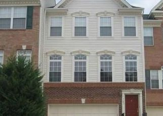 Pre Foreclosure in Leesburg 20176 CAMBRIA TER NE - Property ID: 1382147551