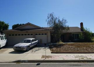 Pre Foreclosure in Thousand Oaks 91360 UPPINGHAM DR - Property ID: 1382386692