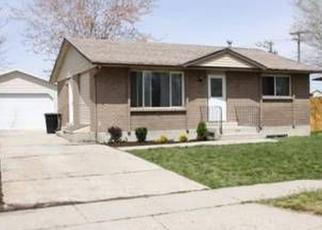 Pre Foreclosure in Salt Lake City 84118 S SALEM AVE - Property ID: 1382446245
