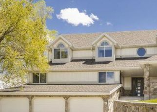 Pre Foreclosure in Sandy 84092 S BELL CANYON RD - Property ID: 1382533855