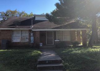 Pre Foreclosure in Dallas 75216 WINTERS ST - Property ID: 1382672236